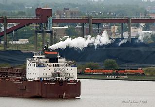 Misty Rail & Sail
