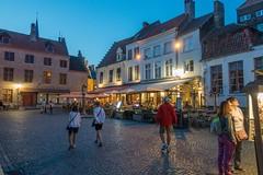 Bruges, Belgium-01731 (gsegelken) Tags: belgium bruges vantagetravel night