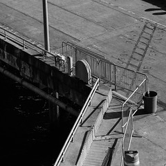 7D-6728 (msantosviola) Tags: blackandwhite bw bnw photography seattle washington state dock conceptual