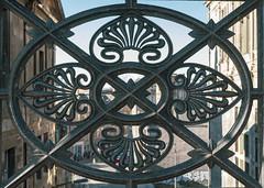 Ironwork (separatesunsets) Tags: edinburgh old oldtown sandstone scotland tourism uk culture travel