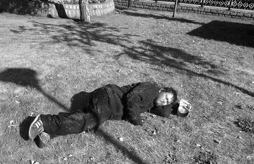 don't wake! ©  Sergei F