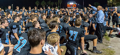 Kickoff Classic '18-371 (mark.calvin33) Tags: football highschool fridaynightlights field school sport night tackle catch pass punt helmet pads hit interception touchdown score sharks pontevedra sharksfootball pontevedrasharksfootball