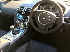 Aton Martin N420 Vantage V8 & 6Speed manual gearbox (mangopulp2008) Tags: aton martin n420 vantage v8 isle wight classic car extravaganza 2017 6speed manual gearbox