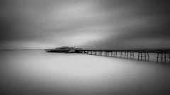 Birnbeck Pier (robdando) Tags: westosmare le somerset pier bridge