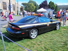 DSCN6296, Old New York State Police Camaro, August 2018 (a59rambler) Tags: cars syracuse statefair