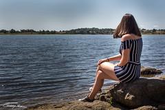 IMG_6262 (Moncoinphoto) Tags: lac photo picture paysage pic portrait été summer france fr ciel fille shooting femme model pose bleu eau water vert manequin photogrape photographie canon canon650d 18mm 50mm lake