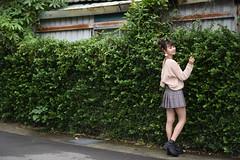 小羽0016 (Mike (JPG直出~ 這就是我的忍道XD)) Tags: 小羽 台灣大學 nikon d750 model beauty 外拍 portrait 2017 鍾蕙羽 june