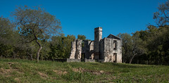 Ruins - McKinney Falls State Park - Travis County - Texas - 26 October 2017 (goatlockerguns) Tags: river mckinney falls state park travis county texas onion creek usa unitedstatesofamerica nature natural south southern southwest austin forest woods trees tree trail hiking hillcountry