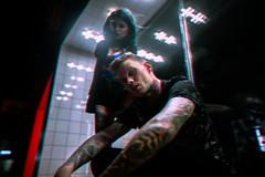 Hong Kong vibe (Berdnik Dmitriy) Tags: hong kong street urban dark underground mood vibe future cyberpunk tattoo couple brdnk cinematic