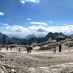 A glacier panorama at the Zugspitzplatt thumbnail