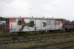 40 84 9591 563-4 - x - amf - 101009 (.Nivek.) Tags: gutenwagen gutenwagens guten wagen wagens goederen goederenwagen goederenwagens uic type u