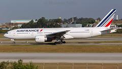 Air France   Boeing 777-228ER  (F-GSPE)   Guarulhos   SBGR/GRU (Matheus Netto) Tags: boeing cdg airfrance france gru 777 takeoff