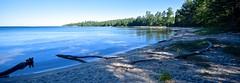 EARLY MORNING AT KATHERINE COVE, LAKE SUPERIOR near WAWA, ONTARIO, CANADA, ACA PHOTO (alexanderrmarkovic) Tags: earlymorningatkatherinecove lakesuperiornearwawa ontario canada acaphoto
