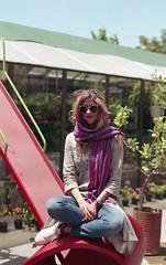 Forgotton (nima.mojiz) Tags: analogphotography film filmphotography filmisnotdead nikonf100 nikon agfa400 tehran iran streetphotograohy street portrait
