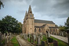 . | aberdeen, scotland (*Sabine*) Tags: schottland kathedrale architektur stmacharcathedral aberdeen europa architecture cathedral europe scotland vereinigteskönigreich gb