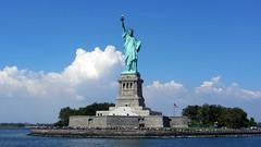 The Statue of Liberty (Caz Haggar) Tags: libertyisland liberty sea city thebigapple newyork nyc