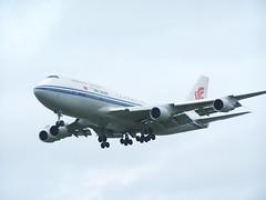 B-2471 (IndiaEcho) Tags: b2471 air china boeing 747400 london heathrow egll lhr airport airfield civil aircraft aeroplane aviation myrtle avenue hounslow hatton cross middlesex england