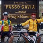 Passo Gavia with Bazza thumbnail