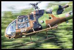 Gazelle (2018) (Ismael Jorda) Tags: helicopter gazelle fertealais pilot cockpit