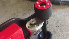 Arduino-Based Electric Skateboard V1 Demo (Novovelo) Tags: arduino diy electricskateboard