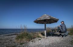 Sur la grève (Luc Jacob) Tags: gaspã©sie lieux nature vacance vacances villes voyage voyages