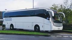 Edwards Coaches (Woolfie Hills) Tags: edwards coaches fj12 fxd volvo levante