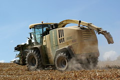 Krone BIG X 700 (Philippe-03) Tags: krone agriculture campagne ensilage maïs