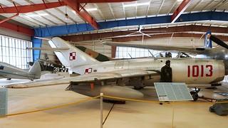 PZL-Mielec Lim-2 (Mikoyan-Gurevich MiG-15bis) in Santa Teresa