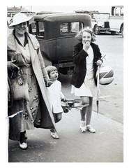 STREET PHOTOGRAPHER. (JOHN MORGANs OLD PHOTOS.) Tags: vintage found photo seaside photos photographer old interesting unusual unitedkingdom unknown unique uk different