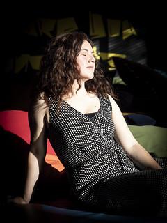 Laura, Amsterdam 2018: Catching the sunlight