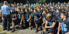 Kickoff Classic '18-369 (mark.calvin33) Tags: football highschool fridaynightlights field school sport night tackle catch pass punt helmet pads hit interception touchdown score sharks pontevedra sharksfootball pontevedrasharksfootball