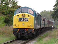 40145 TNT 37109 at Irwell Vale the East Lancs Diesel Gala 22/09/2018 (37686) Tags: 40145 tnt 37109 irwell vale east lancs diesel gala 22092018