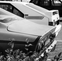 Opel Manta 'Custom' / Citroën BX 19 GTi (Skylark92) Tags: nederland netherlands holland gelderland maurik opel manta 14xx20 1973 onk origineel nederlands kenteken lpg tonemapped citroën bx 19 gti s6 rk55nv 1987