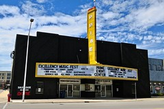 Prime Event Center, Bay City, MI (Robby Virus) Tags: baycity michigan mi prime event center marquee empire theater theatre sign signage concerts music events