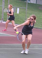 IMG_7621 (SJH Foto) Tags: girls high school tennis action shot hempfield teens