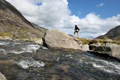 Survey (MrHRdg) Tags: wales northwales gwynedd snowdonianationalpark yrwyddfa conwyvalley dyffrynconwy devilskitchen twlldu penybenglog cwmidwal freeassociation