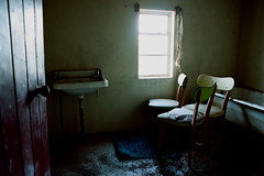 Abandoned House (Semjaja) Tags: abandoned ruraldecay nikonf90x nikon nikkor 28105mm kodak kodakportra160 portra160 35mm 35mmcamera 35mmfilm film filmlives filmsnotdead filmphotography ishootfilm shootfilm shotonfilm graafwater southafrica