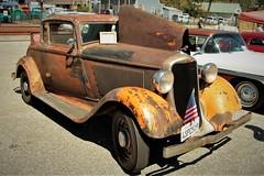 Rusty (qorp38) Tags: car rust old dodge