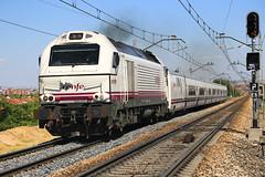 RENFE Zarzaquemada (Tucson71) Tags: talgo renfe adif ferrocarril tren diesel