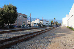 Santa Barbara, CA (russ david) Tags: june 2018 santa barbara california ca train amtrak coast starlight pacific surfliner architecture