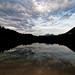 Clouds reflection / Wolkenspiegel