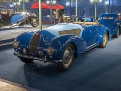 Bugatti 50T, Million-Guiet - 1936 (Ronald_H) Tags: cité de lautomobile car museum mulhouse 2018 bugatti 50t million guiet 1936