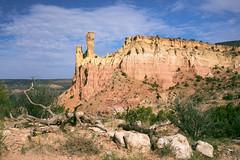 Chimney Rock, New Mexico (szeke) Tags: abiquiu newmexico mountain desert
