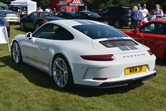 Porsche 911 GT3 Touring (CA Photography2012) Tags: mrm3p porsche 911 gt3 touring package white coupe 991 series 9912 generation supercar rare special german sportscar rennsport gt 3 rs grand tourer ca photography automoitve exotic car spotting owners club lotherton hall 2018