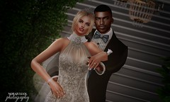 19. Frannie & Jhon - Our Rings (Nora Mae Julian) Tags: secondlife wedding marriage ceremony love celebration nuptials