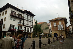 Fontarrabie, Gipuzkoa Plaza (vincent_dandrieubergez) Tags: fontarrabie