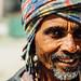 Indian Man Portrait, Vrindavan India
