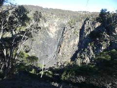 Dangars Falls, Armidale, NSW (Diepflingerbahn) Tags: drought armidale nsw dangarsfalls waterfallway dangarsgorge newsouthwalesdrought2018