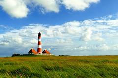 Land im Norden (Werraman) Tags: leuchtturm fz1000 magix photo manager lighthouse nordsee wattenmeer schleswigholstein