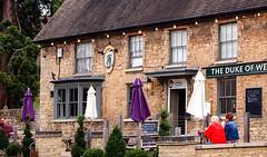 The Duke... (MickyFlick) Tags: theduke thedukeofwellington pub publichouse restaurant churchstreet stanwick northants northamptonshire england uk mickyflick